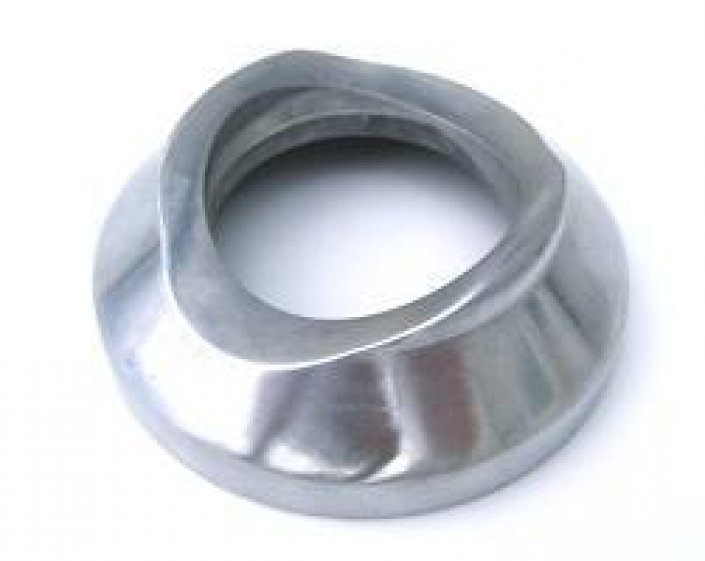 Weld on steel adapter flange for HKS BOV